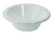 Plastic Bowls, 12 Ounces, White, Round, 125/Pack BWK12IMPACTBWL