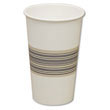 Paper Hot Cups, 16 oz, Blue/Tan BWK16HOTCUP