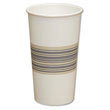 Paper Hot Cups, 20 oz, Blue/Tan BWK20HOTCUP