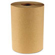 "Hardwound Paper Towels, 8"" x 350', One-Ply Kraft BWK6252"