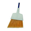 "Corn/Fiber Angled-Head Lobby Brooms, 42"", Gray/Natural BWKBRMAXIL"