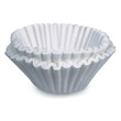 Commercial Coffee Filters, 6-Gallon Urn Style - 250 Pack BNN21X9