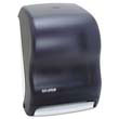 Sam Jamar Electronic Touchless Roll Towel Dispenser, Black