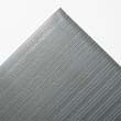 "Ribbed Anti-Fatigue Vinyl Mat, Gray - 36"" x 60"" CWNFL3660GY"
