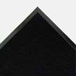 Mat-A-Dor Entrance/Antifatigue Mat, Rubber, 36 x 72, Black CROMAFG62BLA