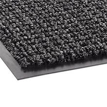 "Oxford Wiper Mat, Black/Gray - 48"" x 72"" CWNOXH046GY"