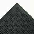 Super-Soaker Wiper Mat w/Gripper Bottom, Polypropylene, 36 x 60, Charcoal CROSSR035CHA