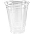 Conex Clear Plastic Cup, Cold, 16 oz., 50/Bag DCC16CT