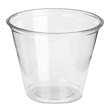 Clear Plastic PETE Cups, Cold, 9 oz. - (20) 50 Cups DIXCP9A