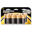 Coppertop Alkaline Batteries, D DRCMN13RT8Z