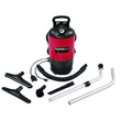 Commercial Backpack Vacuum, 11.5 lbs, Red EUR412