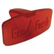 Eco Fresh Bowl Clip, Spiced Apple Scent, Red FRSEBC72SAP