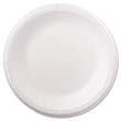 "Celebrity Foam Dinnerware, 8.88"" Plate, White GNP80900"