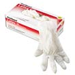 Latex Gloves, Powder-Free, Purple, Large, 100/Dispenser Pack GEN8971L