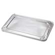 Steam Table Pan Foil Lid, Fits Full Size Pan, 20-13/16 x 12 HFA205045