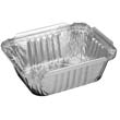Aluminum Oblong Container, 1 Pound, 5-9/16 x 4-9/16 x 1-5/8 HFA205930