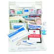 First Aid Kit for 50 People, 194 Pieces, Plastic Case IMP7850