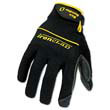 Box Handler Gloves, Pair, Black, Large IRNBHG04L