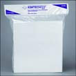 KIMTECH PURE W4 Dry Wipers, Flat, 9 x 9, White, 100/Pack KCC33390