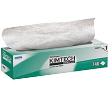 KIMTECH SCIENCE KIMWIPES Delicate Task Wipers, 11 4/5 x 11 4/5 KCC34133