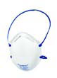 JACKSON SAFETY M10 Particulate Respirator, N95, White, 20/Box KCC64230