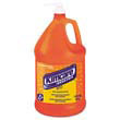 Kimcare NTO Hand Cleaner w/ Grit, Orange - (4) 1 Gallon Bottles KCC91057