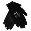 Ninja HPT PVC coated Nylon Gloves, Extra Large, Black MCRN9699XL