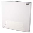 Grease-Resistant Paper Wrap/Liner, 15 x 16, White, 1000/Pack BGC057015