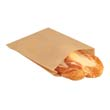 EcoCraft Grease-Resistant Sandwich Bag, 6 1/2 x 1 x 8, Natural BGC300100
