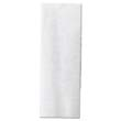 Eco-Pac Natural Interfolded Dry Waxed Paper Sheets, 15 x 10 3/4, White, 500/Pack MCD5294