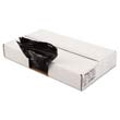 Linear Low Density Can Liners, 43 x 47, Black [PNL522] PNL522