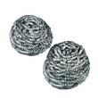 Stainless Steel Scrubbers - Medium - 72 Sponges BWK35