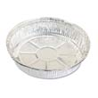 Round Aluminum Carryout Containers, 9 inch REYRC477
