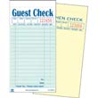 Guest Check Book, Carbonless Duplicate, 3 1/2 x 6 7/10 RPPGC7000-2