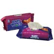Baby Wipes Refill Pack, Scented, White, 80/Pack RPPRPBWSR-80