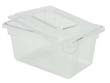 Rubbermaid [3304] Food/Tote Boxes, 5gal, 18w x 12d x 9h, Clear RCP3304CLE