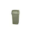 Ranger Fire-Safe Container, Square, Structural Foam, 35 gal, Brown RCP8430-88BRO