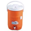 "Water Cooler, 12.5"" Dia. x 16.75"" H, Orange RHP1683ORG"
