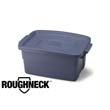 Roughneck Storage Box, 3gal, Steel Gray RHP2213STE