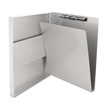 "Snapak Aluminum Forms Folder, 1/2"" Cap, Holds 8.5"" W x 12"" H SND10517"