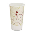 Hot Cups, Symphony Design, 16 oz, Beige SCC316SMSYM