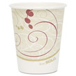 Hot Cups, Symphony Design, 10 oz, Beige SCC370SMSYM