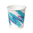 Jazz Hot Paper Cups, 6 oz., Polycoated, Jazz Design, 50/Bag SCC376JZJ