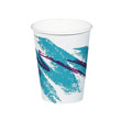Jazz Hot Paper Cups, 12 oz., Polycoated, Jazz Design, 50/Bag SCC412JZJ