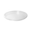 Recessed Plastic Cup Lids, 8-16oz Cups, Clear SCCLMC88A