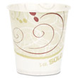 Paper Water Cups, Waxed - (3000) 5 oz Cups SCCR53SYM