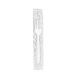 Reliance Mediumweight Cutlery, Standard Size, Fork, Indiv. Wrap, White SCCRSW1