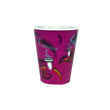 Trophy Insulated Thin-Wall Foam Cups, 12 oz., Hot/Cold, Bistro, Maroon, 100/Bag SCCX12B