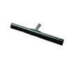 Aquadozer Eco Floor Squeegee,18 Inch Black Rubber Blade, Straight UNGFE45