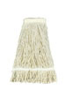 Pro Loop Web/Tailband Wet Mop Head, Rayon - (12) 24 oz. Heads BWK4024R